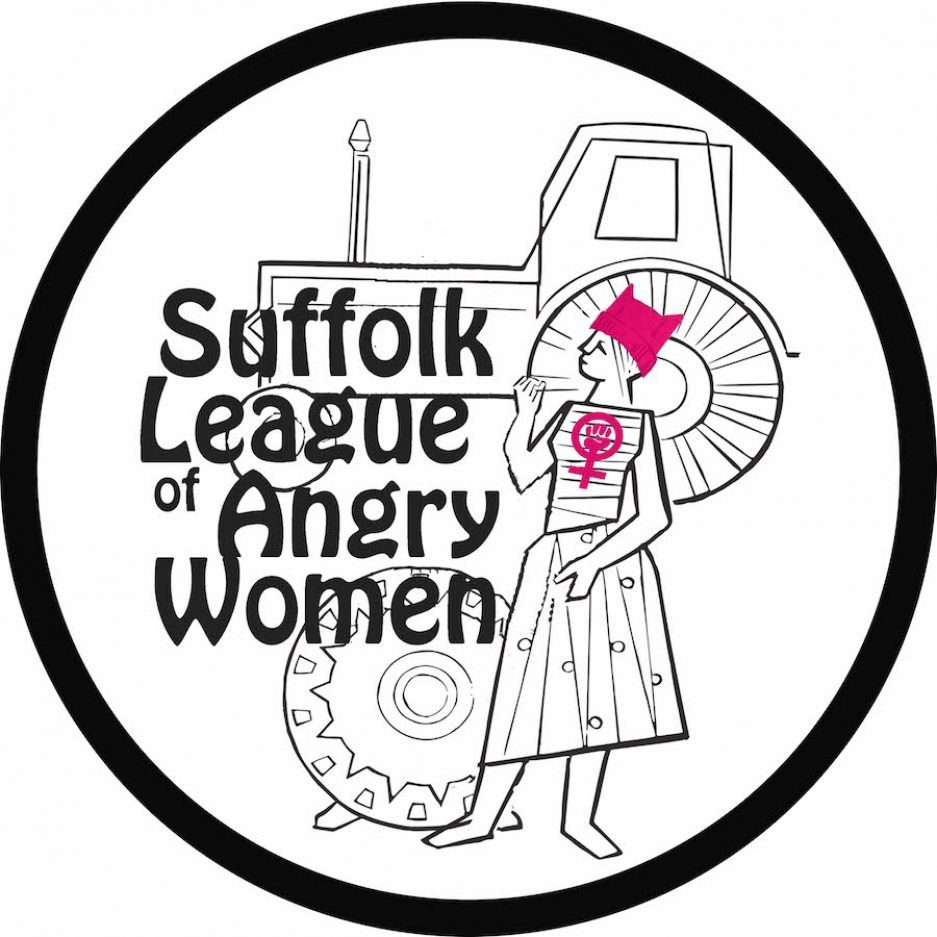 The Suffolk League of Angry Women